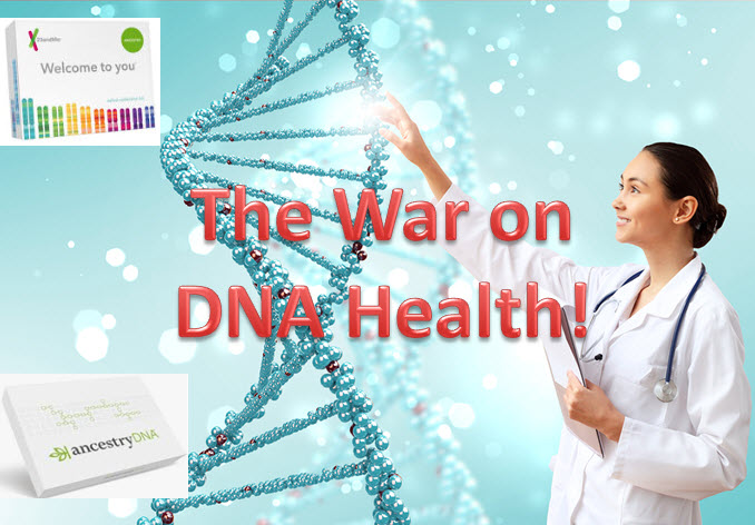 The WAR on DNA Health