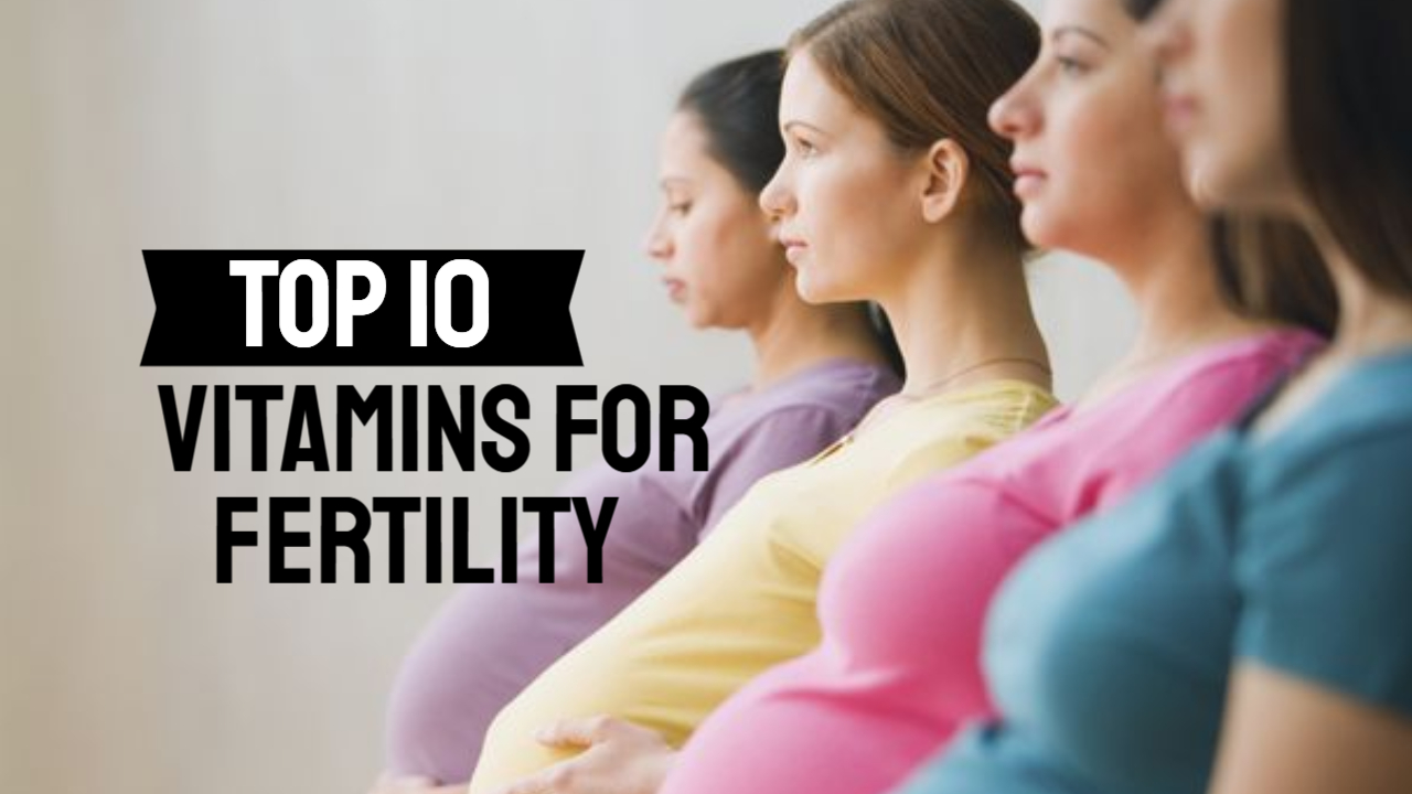 Supplements to Naturally Boost Fertility! – Conceiving with PCOS