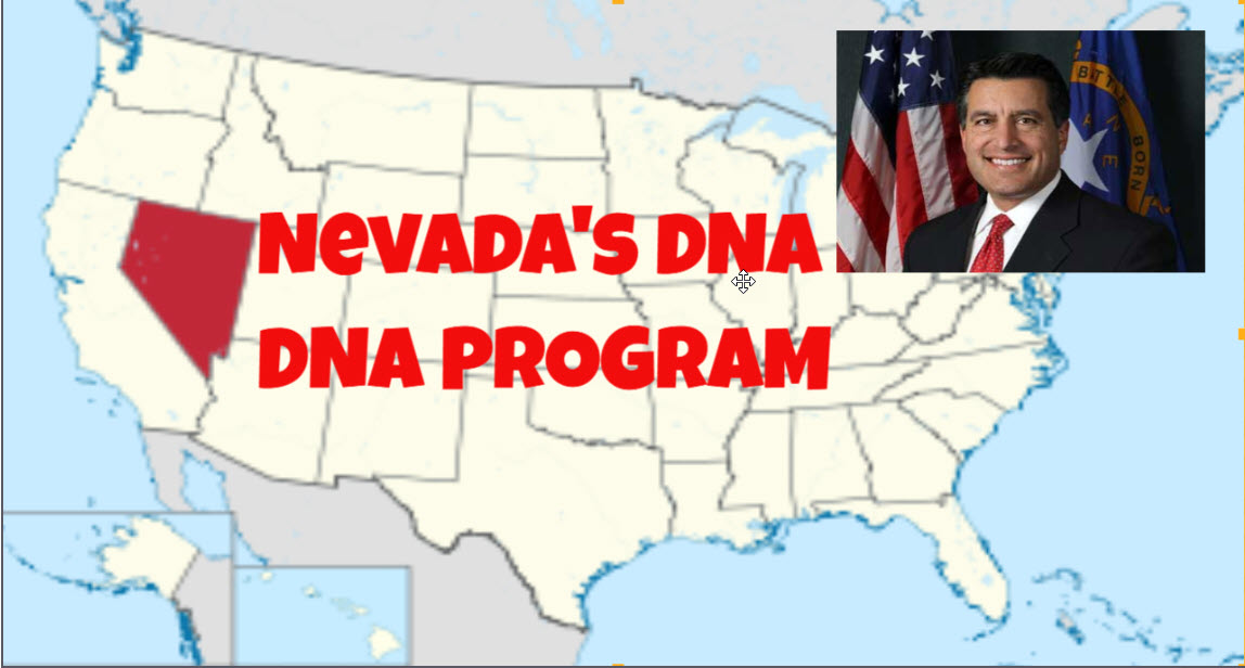 Nevada's DNA genetic testing program could transform health care industry, says Kazmierski