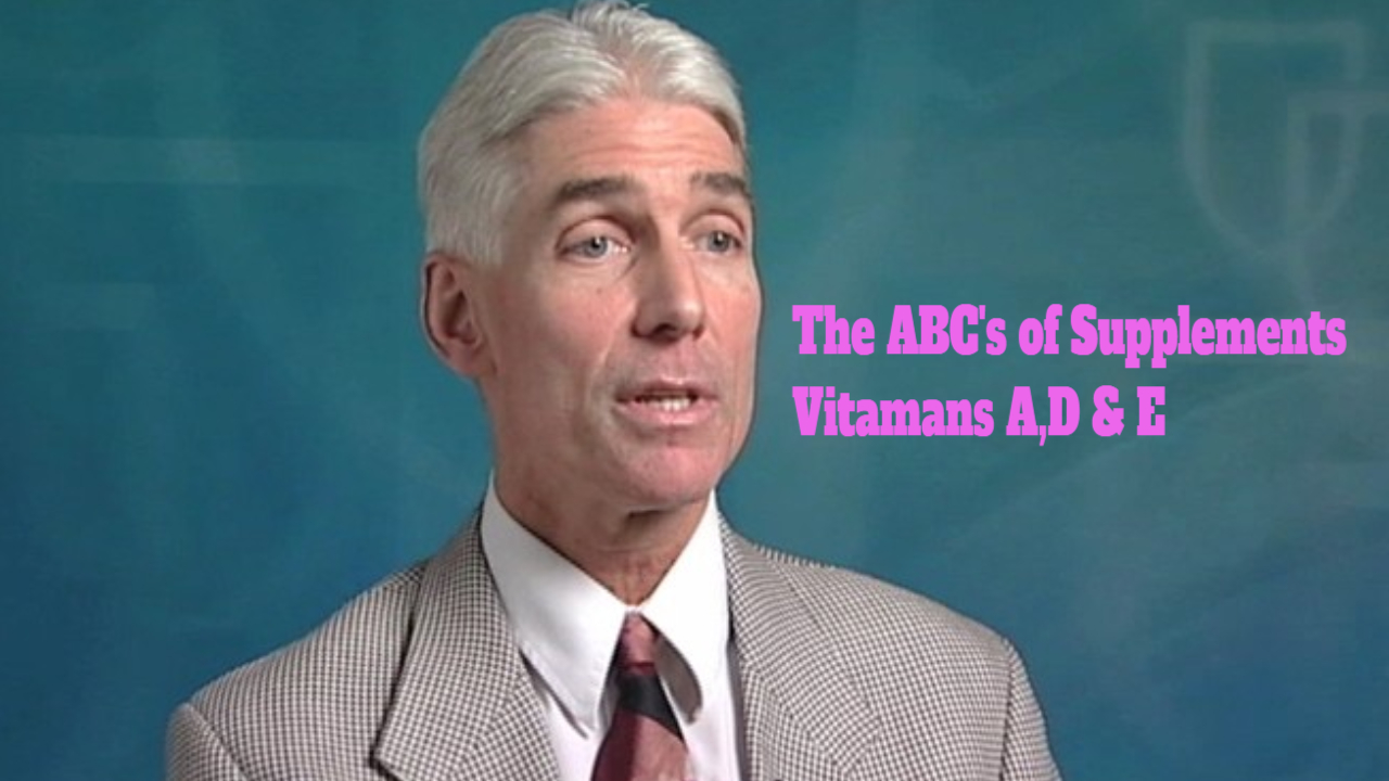 The ABC's of Vitamin Supplementation