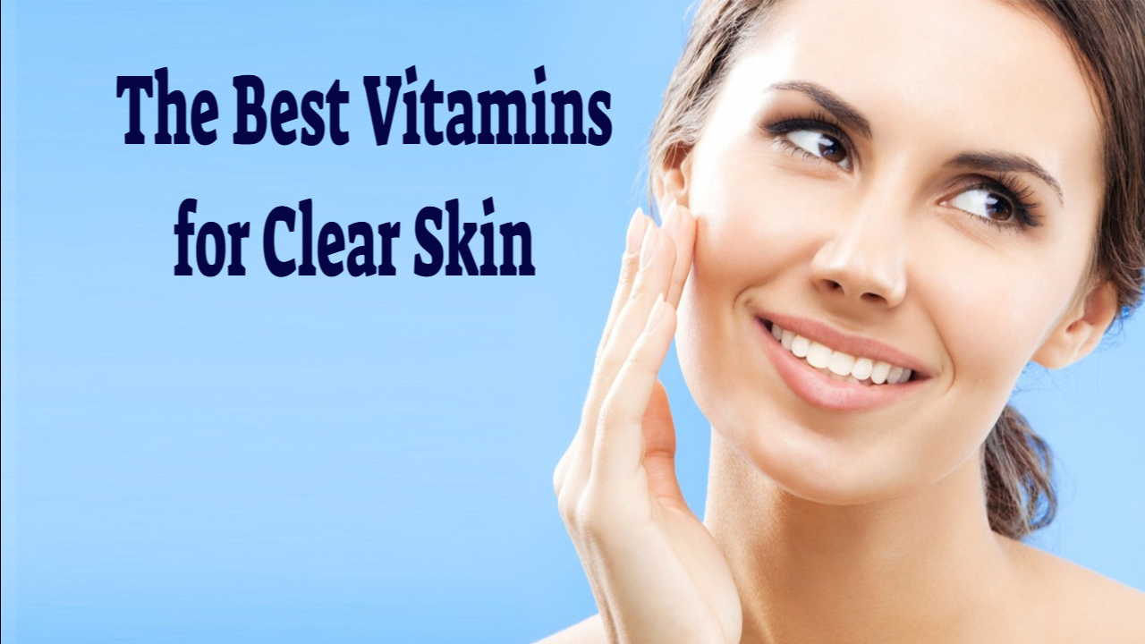 Best Supplements for Clear Skin & Energy