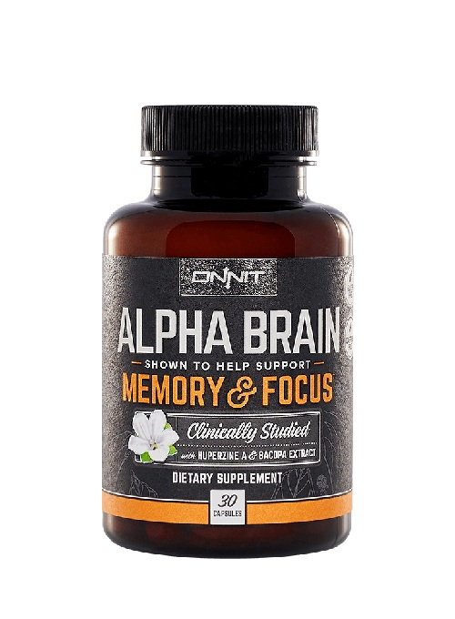Onnit Alpha Brain Review (Why all the Excitement?)