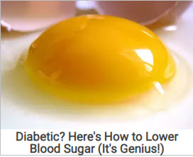 1 Blood Sugar 'Trick' Keeps Blood Sugar Normal – Try Tonight