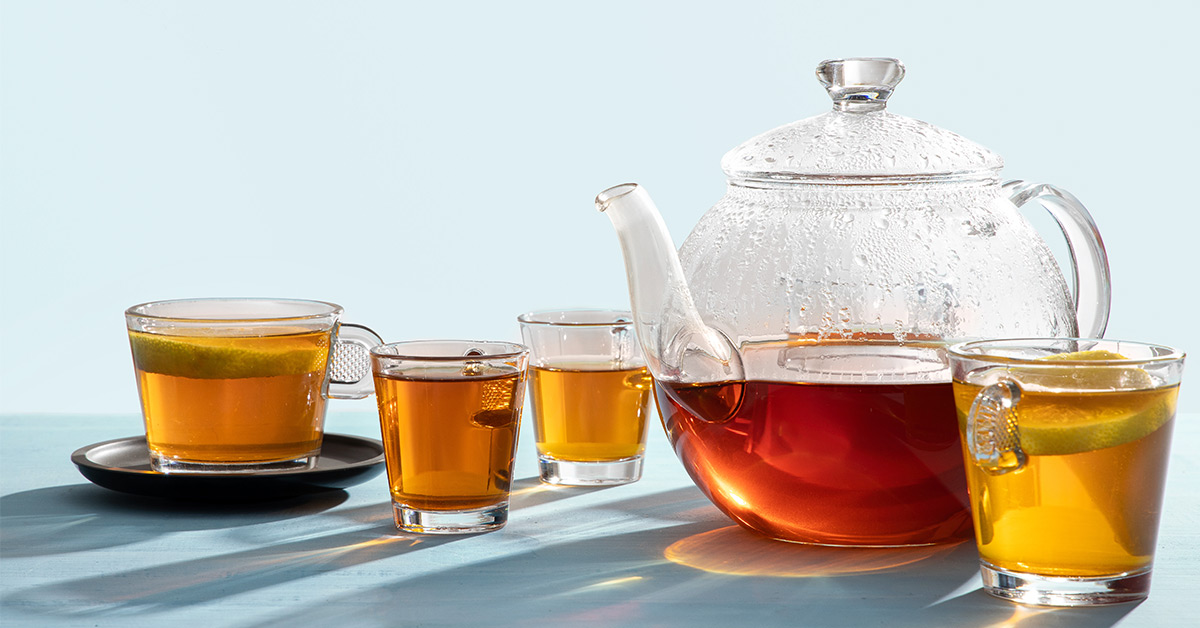 Red Tea DeTox (Shrink Fat Cells)