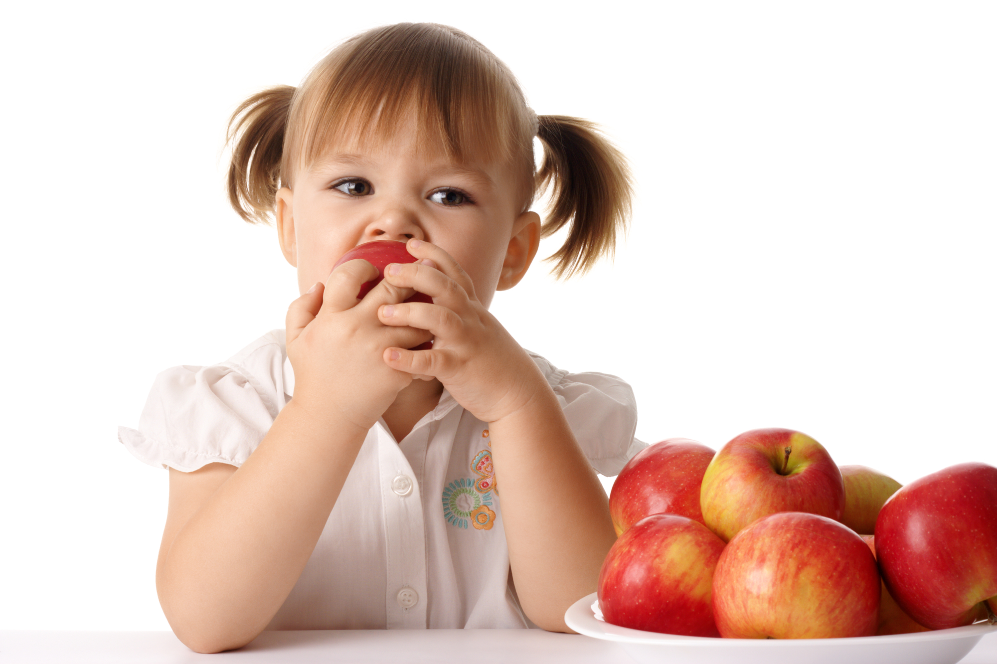 Top 10 Ways to Teach Your Children to Love Good Foods