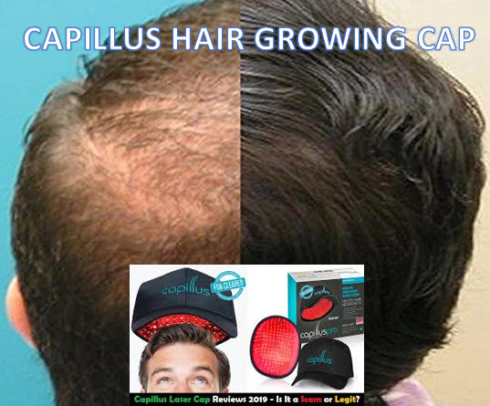 Capillus Laser Caps Review Does It Work for Hair Loss? (Customer Reviews)